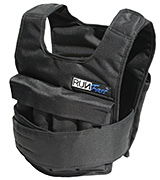 RUNFast Adjustable Weighted Vest