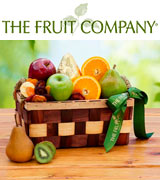 The Fruit Company Organic Fruit Baskets and Gifts