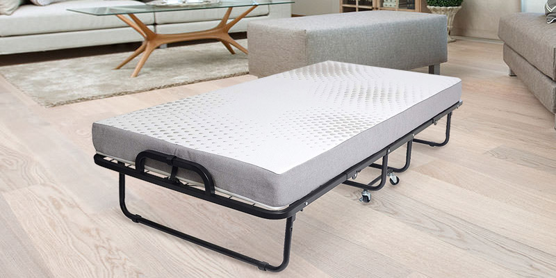 Milliard Diplomat Twin Size Rollaway Folding Bed in the use