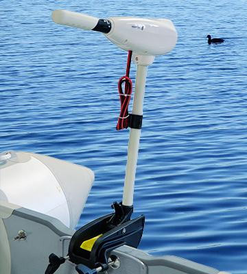 Review of Newport Vessels Electric Trolling Motor Saltwater