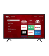 TCL (40S325) 40-Inch 1080p Smart LED Roku TV (2019)