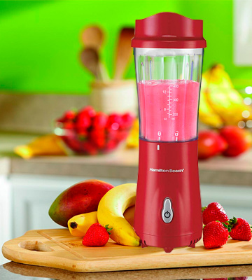Review of Hamilton Beach 51101 Personal Countertop Blender