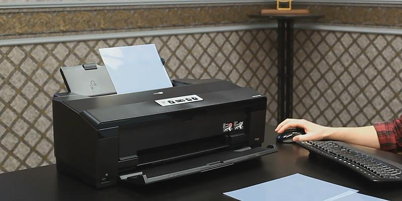 Review of Epson Artisan 1430 Wireless Color Wide-Format Inkjet Printer