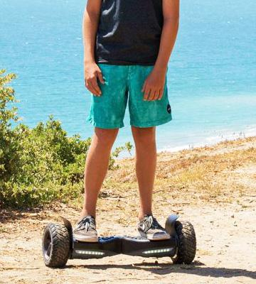 Review of Halo Rover UL 2272 Official Rover Hoverboard with Bluetooth Speakers