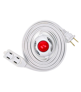 Electes (84495) 10 Feet Extension Cord