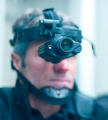 Review of Armasight Vega Night Vision Goggle