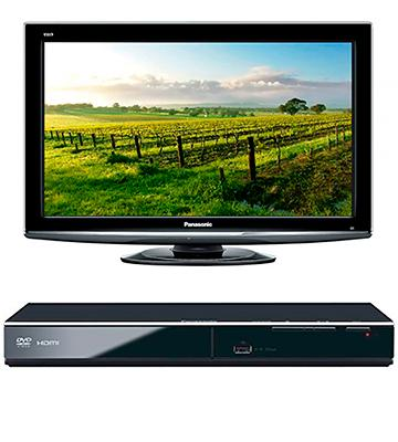 Review of Panasonic DVD-S700 DVD Player with USB