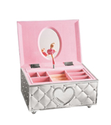 Lenox 6205231 Childhood Memories Ballerina Jewelry Box