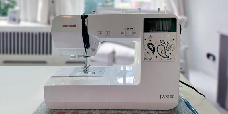 Review of Janome JW8100 Computerized Sewing Machine