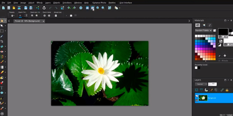 Review of Corel PaintShop Pro 2018 Photo editing software