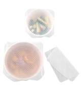Feian Transparent Silicone Stretch Lids Huggers Covers For Food
