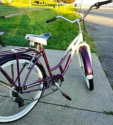 Review of Schwinn Women's Sanctuary Cruiser Bicycle