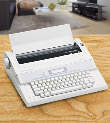Review of Smith Corona Word Smith 250 Electronic Daisywheel Typewriter