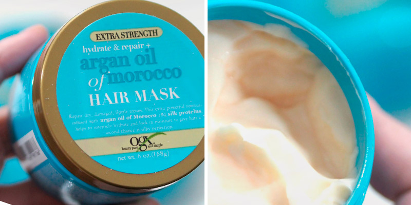Review of OGX 6 Oz Extra Strength Argan Oil Of Morocco Hair Mask