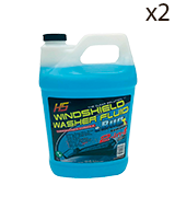 HS 29.606 Bug Wash Windshield Washer Fluid
