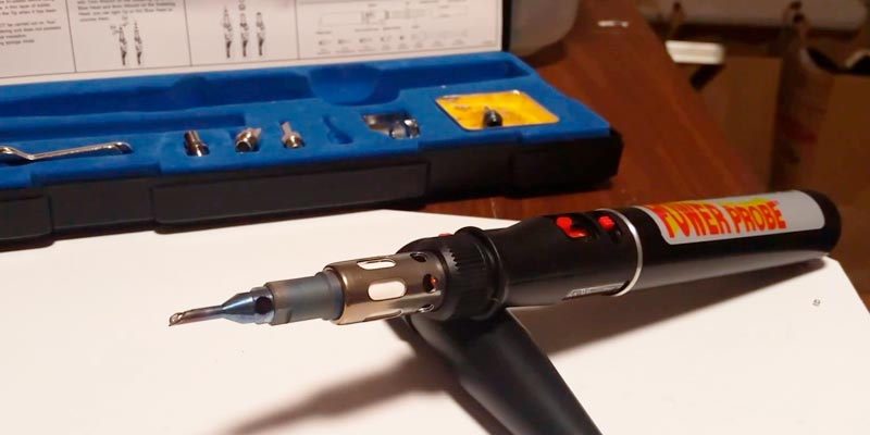 Review of Power Probe PPSK Butane Soldering Kit
