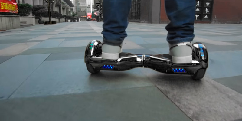 Review of NHT Aurora Hoverboard