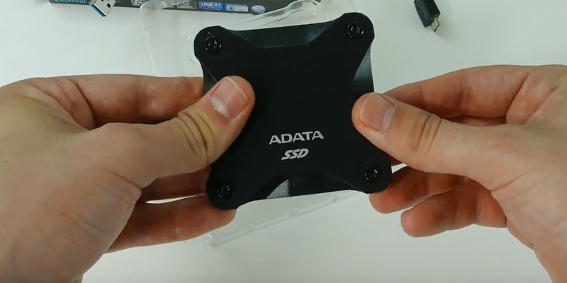 Review of ADATA SD600 3D NAND Ultra-Speed External Solid State Drive