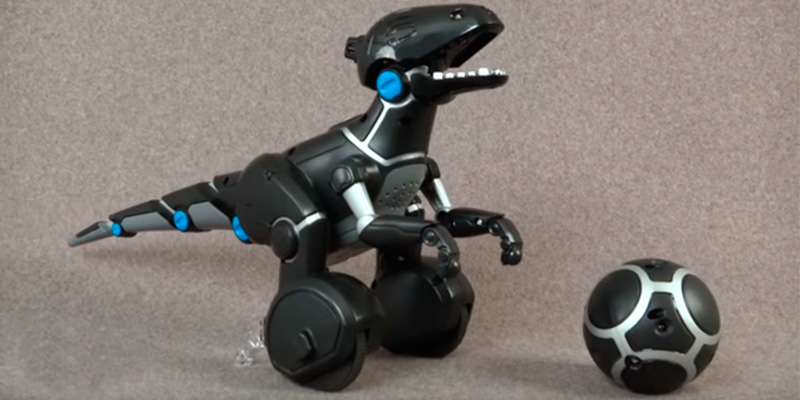 Review of WowWee Miposaur RC Robot