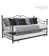 DHP The Tokyo Metal Frame Daybed and Trundle