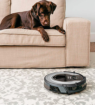 Review of Shark ION Robot RV720 Robotic Vacuum