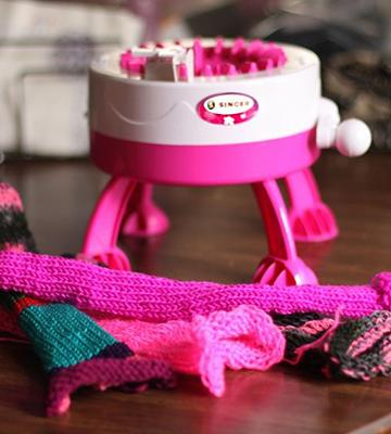 best knitting machine reviews