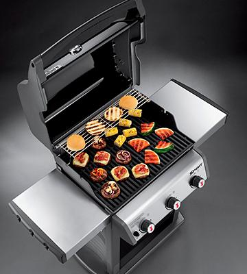 Review of Weber Spirit E310 Propane Gas Grill
