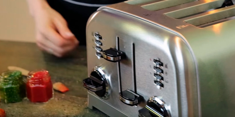Review of Cuisinart CPT-180 Metal Classic 4-Slice Toaster