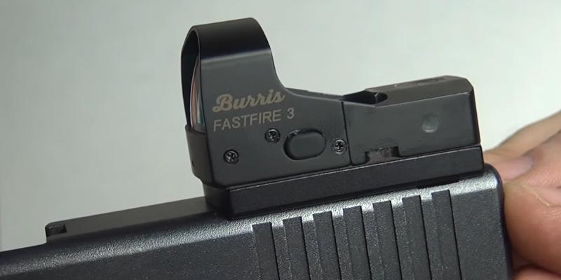 Detailed review of Burris FastFire 3 (300235) No Mount 3 MOA Sight (Black)
