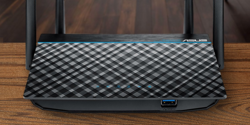 Review of ASUS RT-ACRH13 AC1300 Dual-Band 2x2 Gigabit Router with USB 3.0