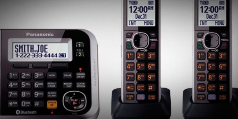 Detailed review of Panasonic KX-TG7875S Bluetooth Phone