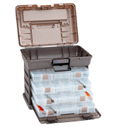 Planon Tackle Box 1374 4-By Rack System