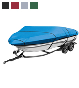 Leader Accessories Fit V-hull Tri-hull Fishing Ski Pro-style Waterproof Boat Cover