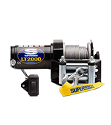 Superwinch 1120210 12-Volt ATV Winch