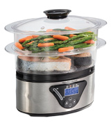 Hamilton Beach 37530A Digital Food Steamer