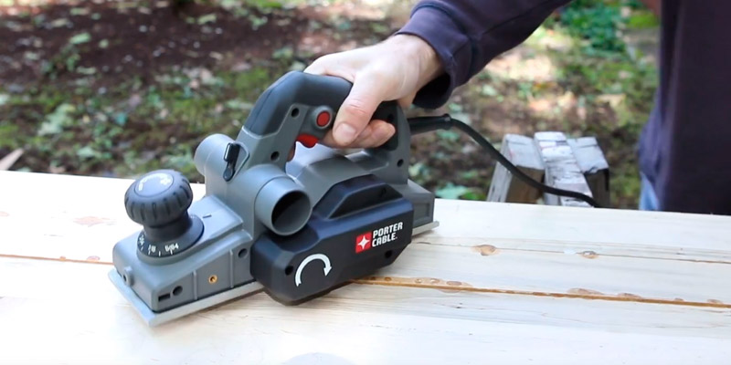 Review of PORTER-CABLE PC60THP 6-Amp Hand Planer