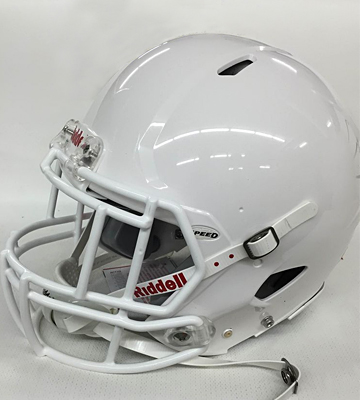 Review of Riddell Youth Revo Edge Football Helmet