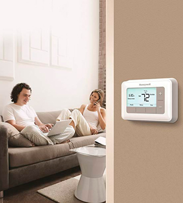 Review of Honeywell RTH7560E1001/E T5 7-Day Programmable Thermostat