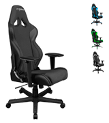 DX Racer Racing Series DOH/RW106/N Newedge Edition Gaming Chair for 180 lbs