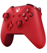 Microsoft Red Wireless Controller