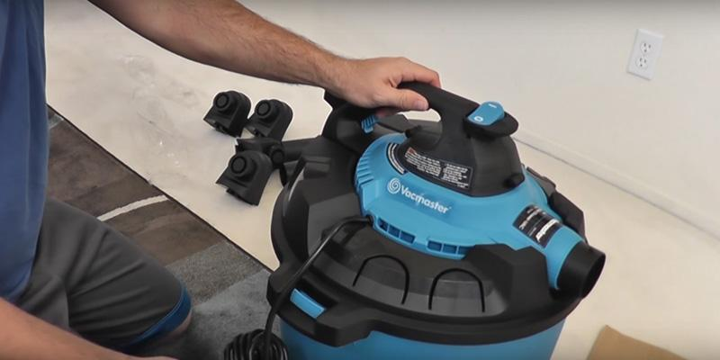 Detailed review of Vacmaster VBV1210 Wet / Dry Vacuum with Detachable Blower