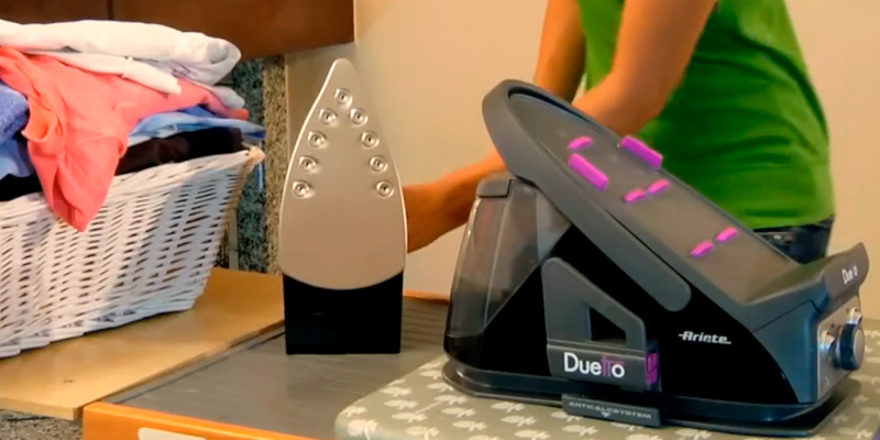 Review of Duetto Ariete 6437 ironing station