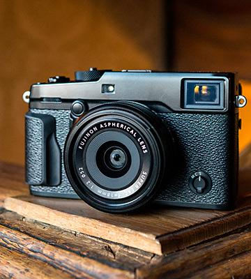 Review of Fujifilm X-Pro2 Body Professional Mirrorless Camera