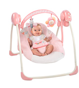 Comfort & Harmony 60194 (gray) Portable Swing