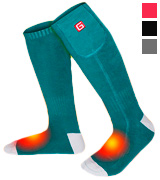 Autocastle 3.7V Rechargeable Battery Powered Heating Socks