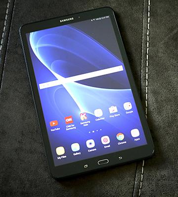 Review of Samsung SM-T580NZKAXAR Galaxy Tab A 10.1""