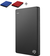 Seagate Backup Plus Portable External Hard Disk