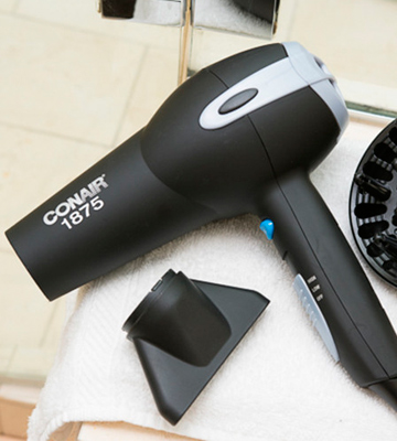Review of Conair 225PR Ionic Ceramic Hair Dryer