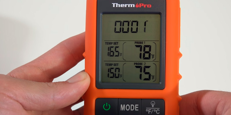 Detailed review of ThermoPro TP20 Wireless Digital Cooking Meat Thermometer