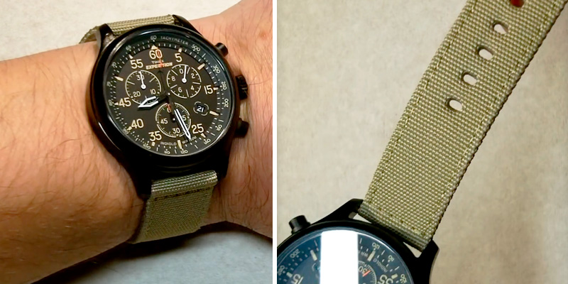Review of Timex TW4B10200 Expedition Chronograph Watch